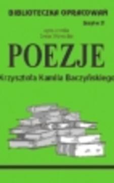Biblioteczka opracowań 31 Poezje