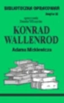Biblioteczka opracowań 32 Konrad Wallenrod