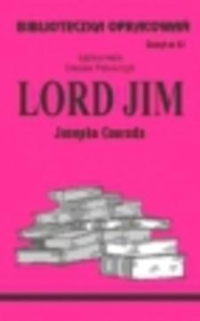 Biblioteczka opracowań 41 Lord Jim