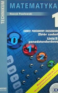 Matematyka 1 LO ZR Zbiór zadań /32356/