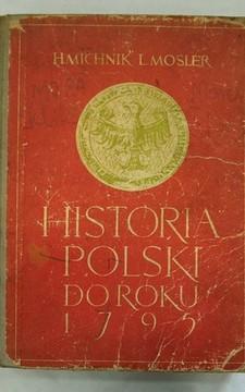 Historia Polski do roku 1795 /20376/