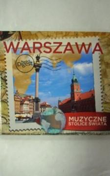 Muzyczne stolice świata Warszawa 3xCD
