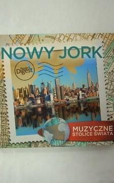 Muzyczne stolice świata Nowy Jork
