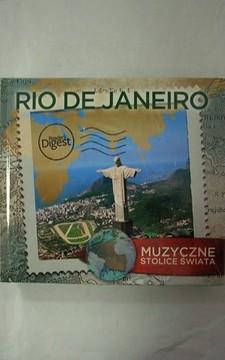 Muzyczne stolice świata Rio de Janeiro