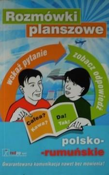 Rozmówki planszowe polsko-rumunskie