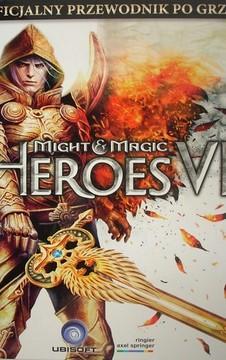 Oficjalny przewodnik po grze Might & Migic Heroes VI