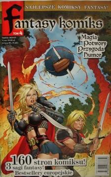 Fantasy Komiks Tom 4