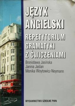 Język angielski repetytorium gramatyki z ćwiczeniami /20047/