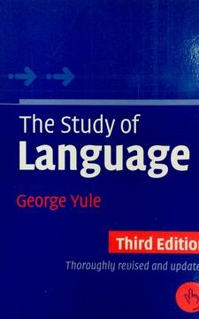 The Study of Language Third Edition