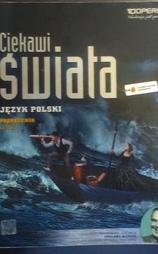 Ciekawi świata Język polski 3 LO ZPiR Podręcznik /20191/