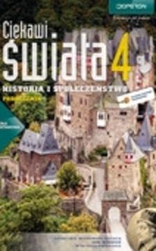 Ciekawi świata Historia i społeczeństwo 4 Podręcznik /20263/