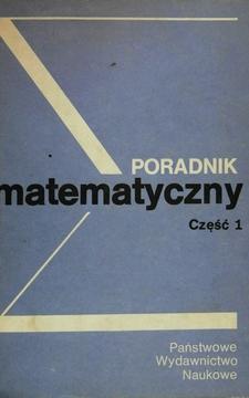 Poradnik matematyczny Część 2