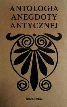 Antologia anegdoty antycznej