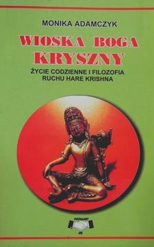Wioska boga Kryszny Życie codzienne i filozofia ruchu Kare Krishna