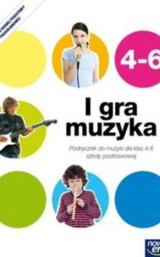 I gra muzyka 4-6 Podrecznik + dodatki + CD /20282/