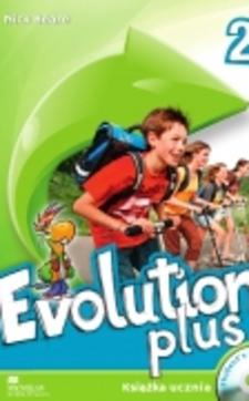 Evolution plus 2 Książka ucznia /339/