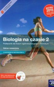 Biologia na czasie 2 Podręcznik /340/