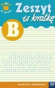 Zeszyt w kratkę B