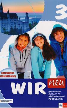 Wir neu 3 Podręcznik + CD /374/