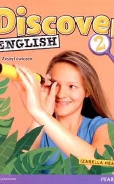 Discover english 2 Zeszyt ćwiczeń + CD /377/