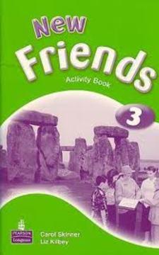 New Friends 3 Zeszyt ćwiczeń /381/