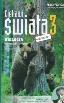 Ciekawi świata Biologia3 ZR Podręcznik /457/