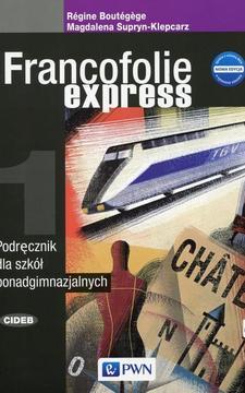 Francofolie express 1 Podrecznik /497/