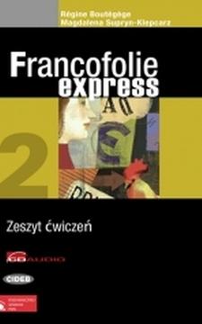 Francofolie express 2 Ćwiczenia /498/