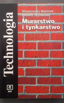 Murarstwo i tynkarstwo /525/