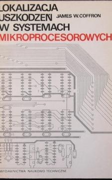 Lokalizacja uszkodzeń w systemach mikroprocesowych