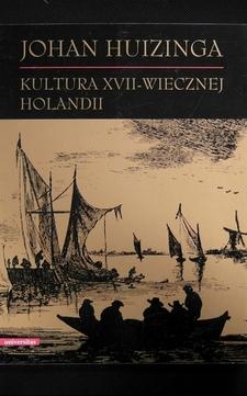 Kultura XVII-wiecznej Holandii /543/