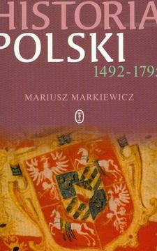Historia Polski 1492-1795 /550/