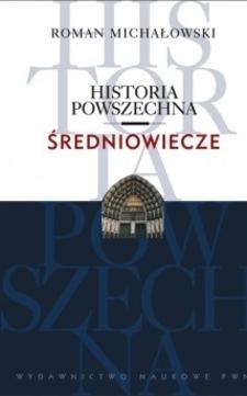 Historia Powszechna Średniowiecze /560/