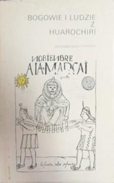 Bogowie i ludzie z Huarochiri