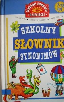 Szkolny słownik synonomów