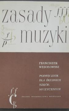 Zasady muzyki /188/