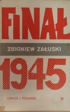 Finał 1945