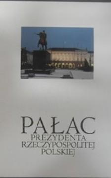 Pałac prezydenta Rzeczypospolitej Polskiej