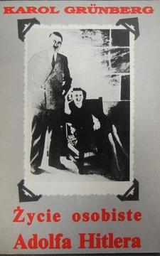 Życie osobiste Adolfa Hitlera