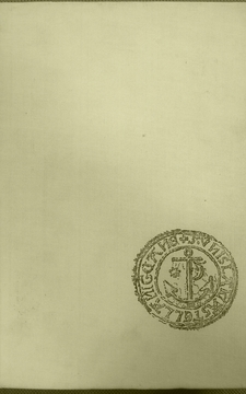 Historia Gdańska Tom I do roku 1454