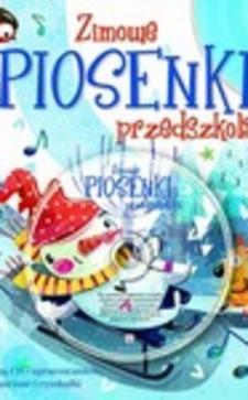 Zimowe piosenki przedszkolaka + Nagrania na CD /28/