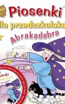Piosenki dla przedszkolaka cz.6 Abrakadabra + Nagrania na CD /29/