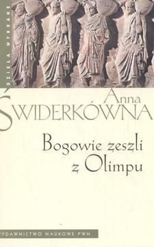 Bogowie zeszli z Olimpu /693/