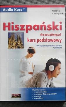 Audio Kurs Hiszpański dla początkujących /758/