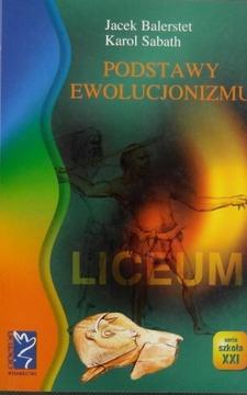 Podstawy ewolucjonizmu /760/