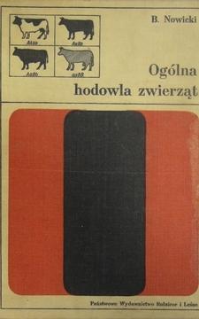 Ogólna hodowla zwierząt /837/