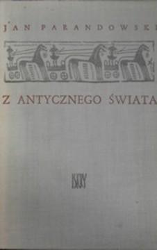 Z antycznego świata /885/