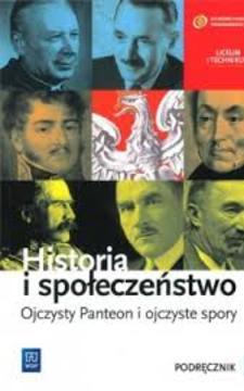 Historia i społeczeństwo Ojczysty Panteon i ojczyste spory /868/