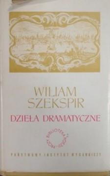Dzieła dramatyczne Tom III Kroniki cz.I /875/