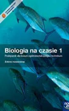 Biologia na czasie 1 ZR Podręcznik /886/